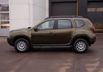 Renault Duster в Дмитрове