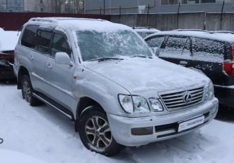 Lexus LX в Санкт-Петербурге
