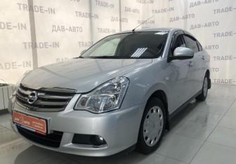 Nissan Almera Sedan в Перми