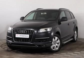 Audi SQ7 в Санкт-Петербурге