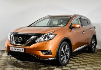 Nissan Murano Suv в Москве