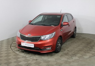 Kia Rio Hatchback в Москве