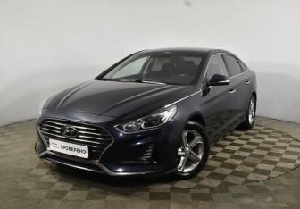 Hyundai Sonata в Санкт-Петербурге
