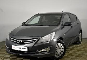 Hyundai Solaris Hatchback в Санкт-Петербурге