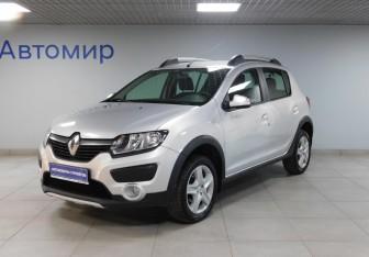 Renault Sandero в Байкальске