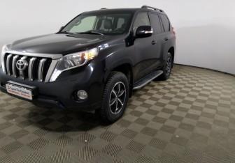 Toyota Land Cruiser Prado в Уфе