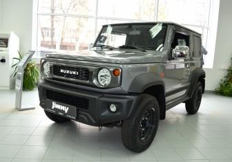 Suzuki Jimny в Екатеринбурге