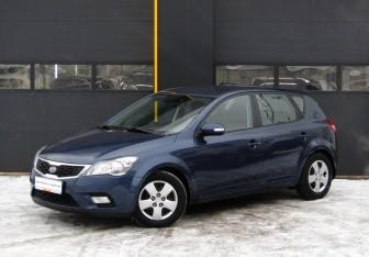 Kia Ceed Hatchback в Москве