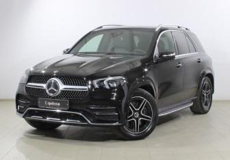 Mercedes-Benz GLE в Химках