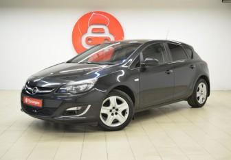 Opel Astra Hatchback в Москве