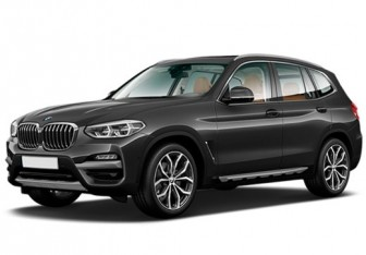 BMW X3 в Москве