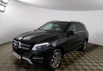 Mercedes-Benz GLE в Уфе