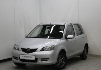 Mazda Demio в Новосибирске