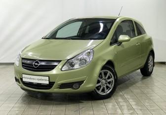 Opel Corsa в Новосибирске