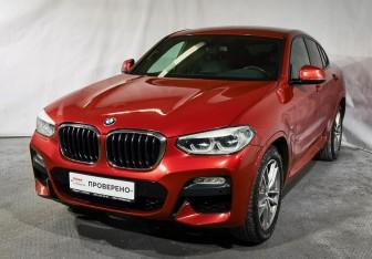 BMW X4 M в Санкт-Петербурге