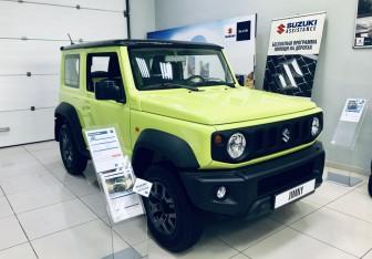 Suzuki Jimny в Санкт-Петербурге