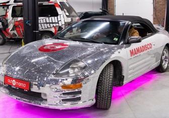Mitsubishi Eclipse Convertible в Краснодаре