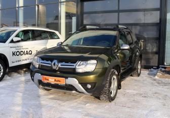 Renault Duster в Нижнем Новгороде