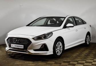 Hyundai Sonata в Москве