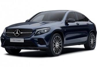 Mercedes-Benz GLC Coupe в Москве