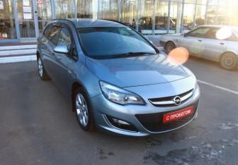 Opel Astra Wagon в Иваново