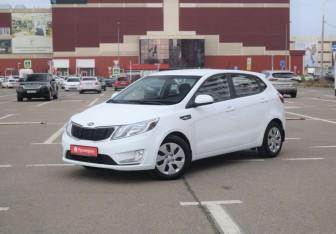 Kia Rio Hatchback в Краснодаре