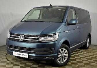 Volkswagen Multivan в Санкт-Петербурге