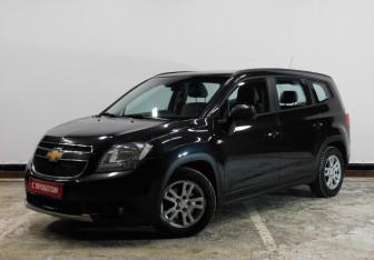 Chevrolet Orlando в Москве