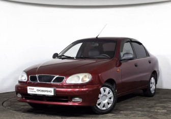 ЗАЗ Chance Sedan в Москве