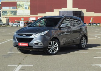 Hyundai ix35 в Краснодаре