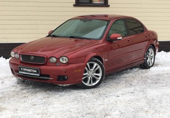 Jaguar X-Type Sedan в Москве