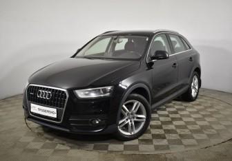Audi Q3 в Санкт-Петербурге