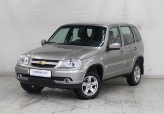 Chevrolet Niva в Челябинске