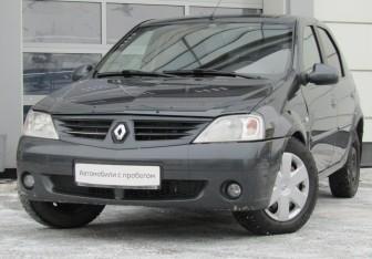Renault Logan Sedan в Новокузнецке