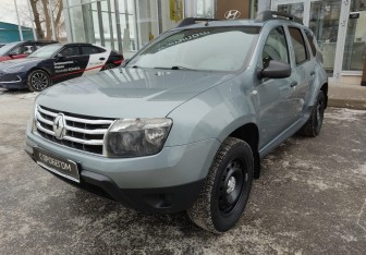 Renault Duster в Воронеже