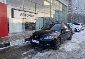 Mazda 3 Hatchback в Москве