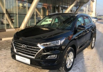 Hyundai Tucson в Новосибирске