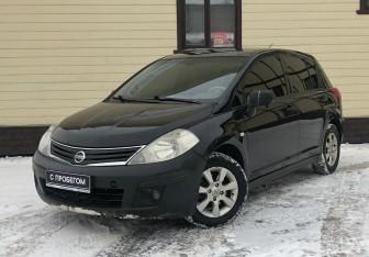 Nissan Tiida Sedan в Москве