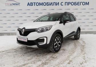 Renault Kaptur в Ижевске