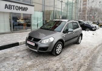 Suzuki SX4 Hatchback в Москве