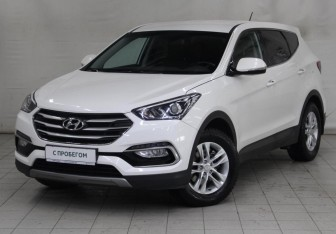 Hyundai Santa Fe в Челябинске