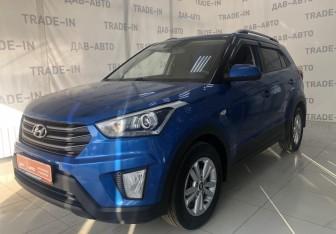 Hyundai Creta в Перми