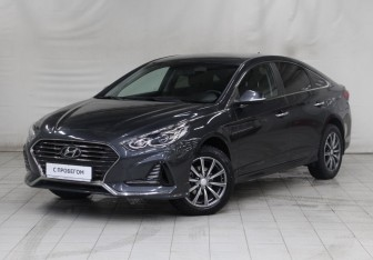 Hyundai Sonata в Челябинске