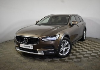 Volvo V90 Cross Country в Санкт-Петербурге