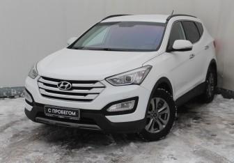 Hyundai Santa Fe в Балашихе