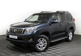 Toyota Land Cruiser Prado в Москве
