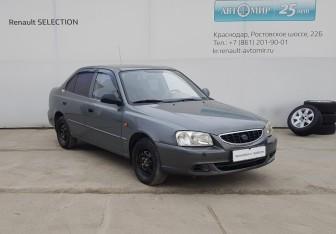 Hyundai Accent Sedan в Краснодаре