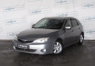 Subaru Impreza Hatchback в Москве