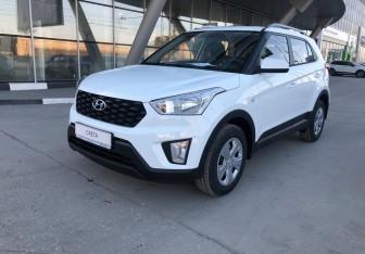 Hyundai Creta в Новосибирске