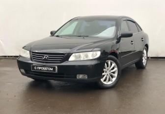 Hyundai Grandeur в Дмитрове